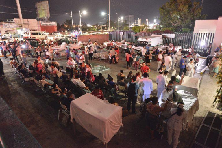 Egyre nő az áldozatok száma Mexikóban