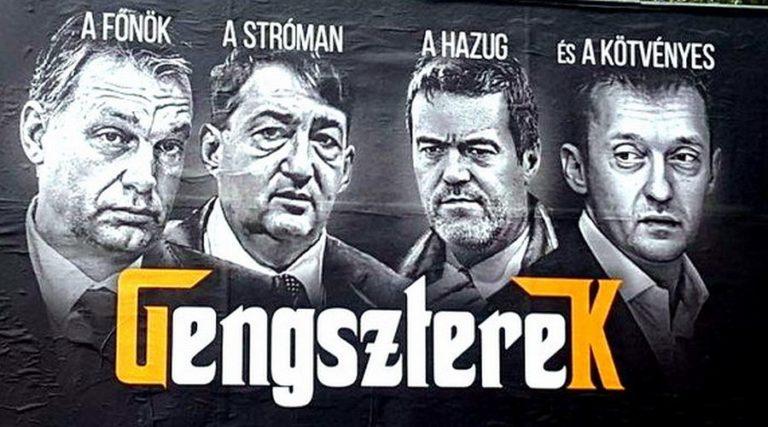 Plakátháború: Simicska meghátrált?