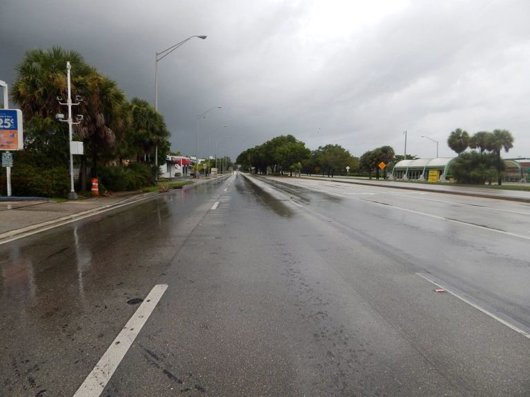 Irma megérkezett Floridába