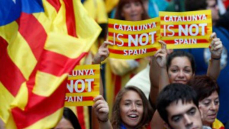 Ismét a kiszakadásra készül Katalónia