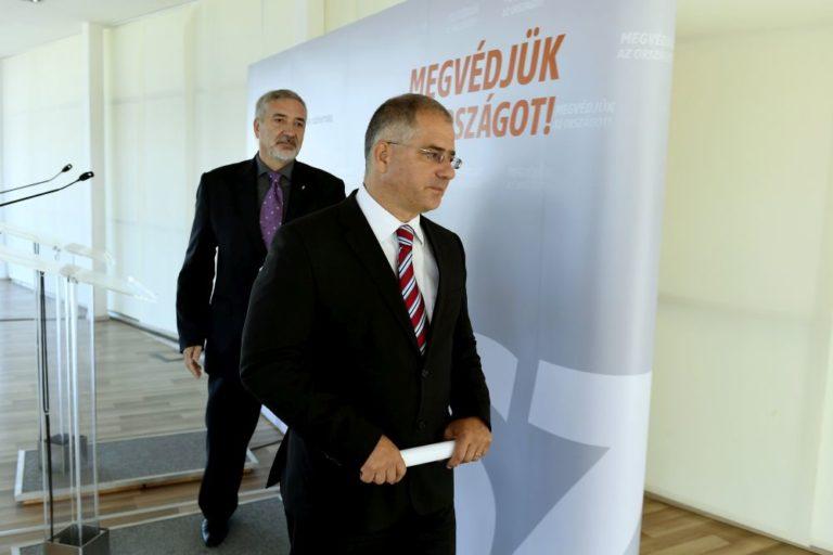A Fidesz-frakció sürgeti a kormányt