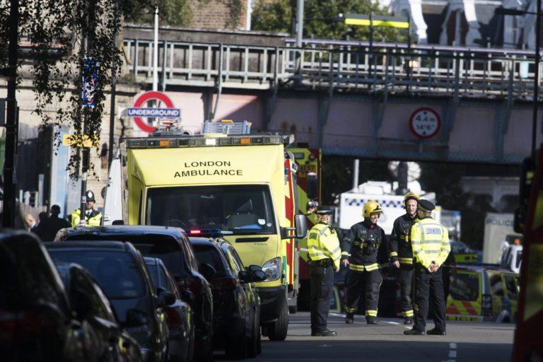 A legmagasabb szintre emelték a brit terrorkészültséget