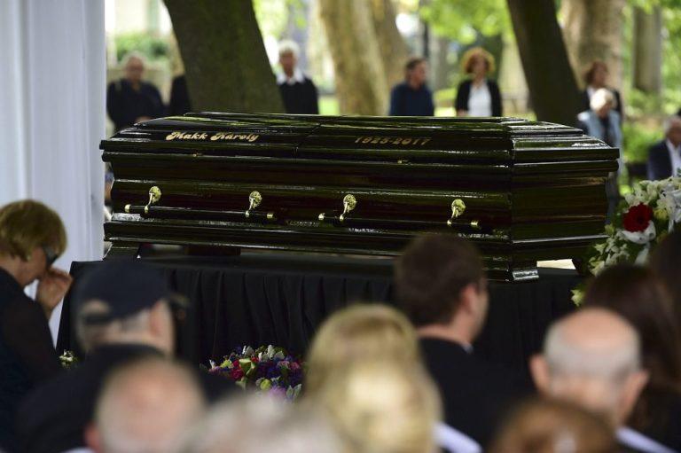 Makk Károly még holtában sem kellett a kulturális kormányzatnak