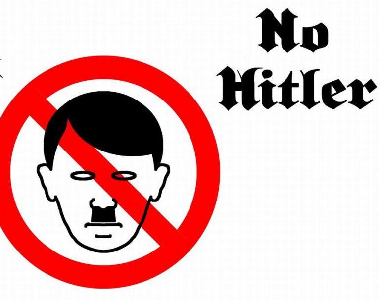 Nem szereted Hitlert? Elvisz a rendőr!