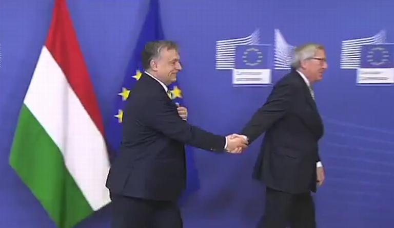 Tallinnban várja Juncker Orbánt