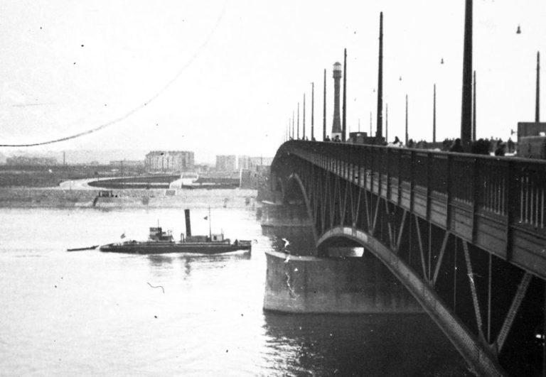 Nyolcvan éves a hetedik híd