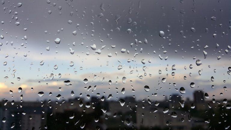 Kiadós eső országszerte