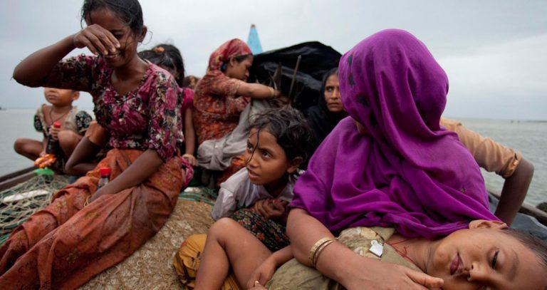 Aung Szan Szú Kji  elítélte a rohingják elleni támadásokat