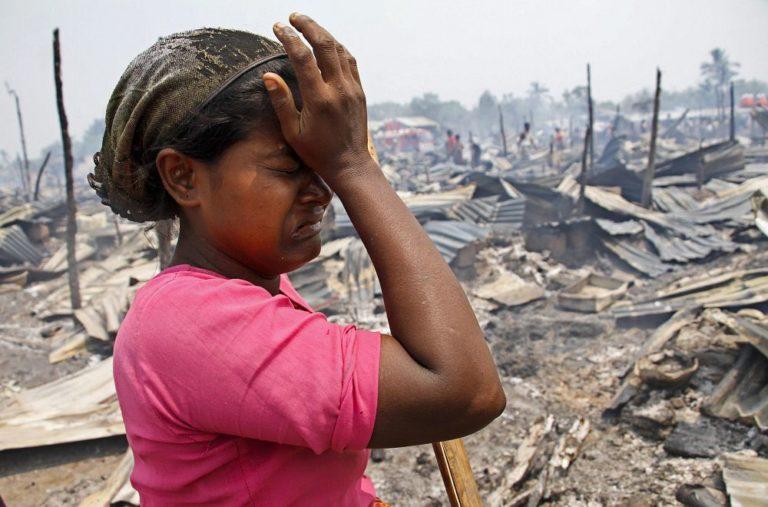 Mianmar: újabb áldozatai vannak a taposóaknáknak