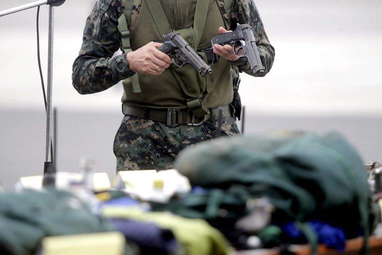 Hat veszélyes terroristát fogtak el Németországban