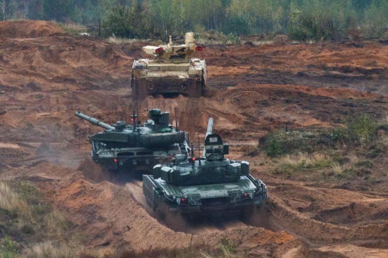Kaukázus 2020- nagyszabású orosz hadgyakorlat