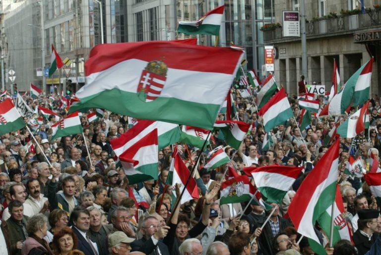 Budapest lángjai