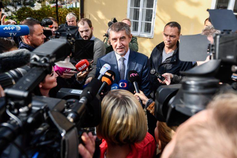 Az ANO fölényesen nyert Csehoszágban – Eredmények
