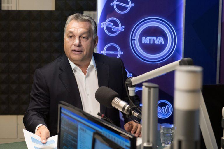 Orbán szerint közröhej tárgya a kötelezettségszegési eljárás