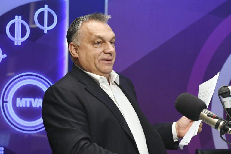 Orbán: fel kell fedni a Soros-hálózat magyar támogatóit