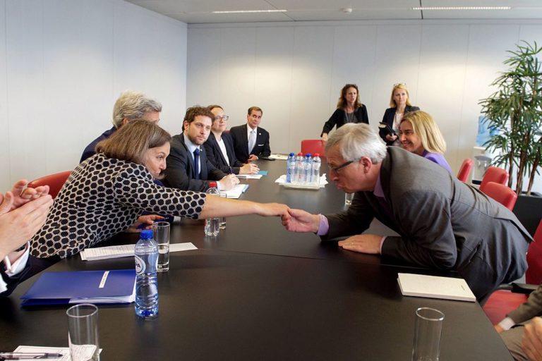 Szexuális zaklatás az Európai Parlamentben