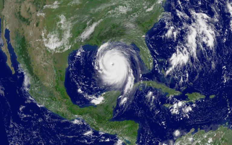 Hurrikán-helyzet Amerikában