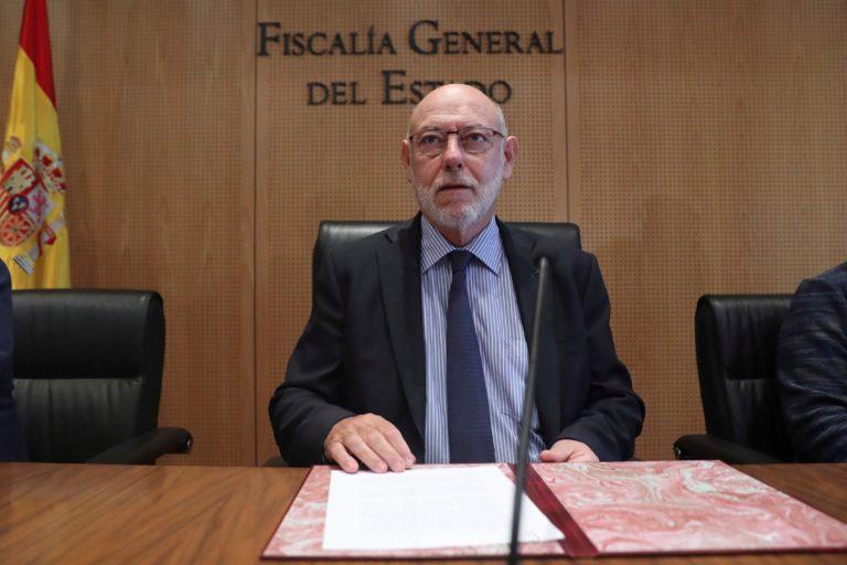 Váratlanul elhunyt a spanyol legfőbb ügyész