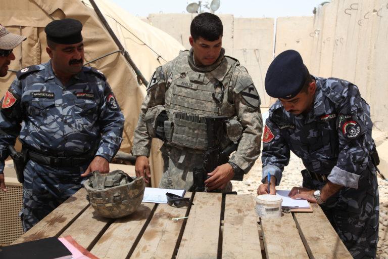 Egymásnak estek a kurd és iraki erők