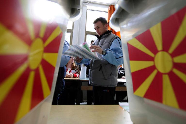 Macedónia: szociáldemokrata győzelem az önkormányzati választásokon