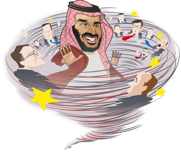 Nagyratörő vízió – Szaúd-Arábia egy vallásreform  küszöbén?