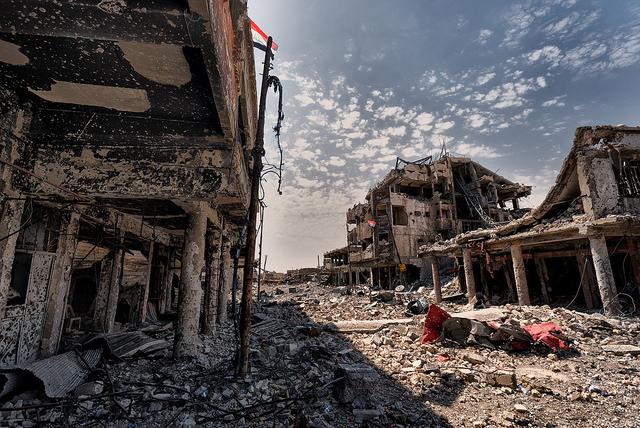 Alulról élénkül a gazdaság Moszulban