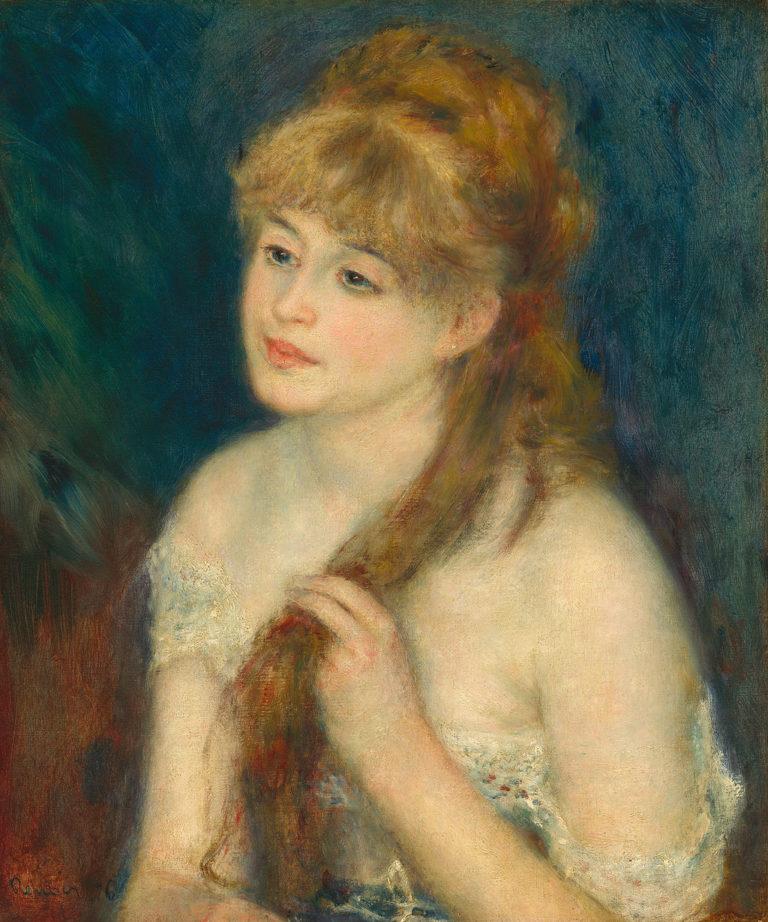 Renoirt loptak Párizs mellett