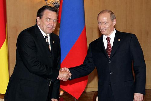Szankciók ide vagy oda: a német-orosz gazdasági együttműködés virágzik
