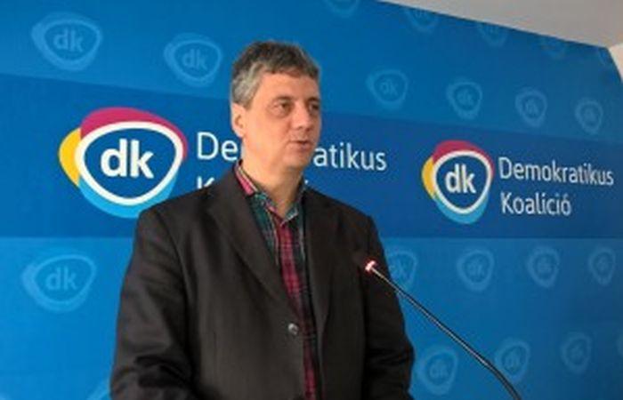A DK szóvivője nem tárgyalt fideszes politikusokkal