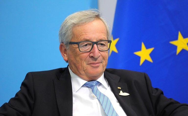 Vacsora Junckerrel