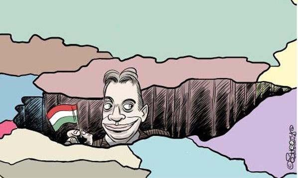 Miért a magyarok Európa lázadói?