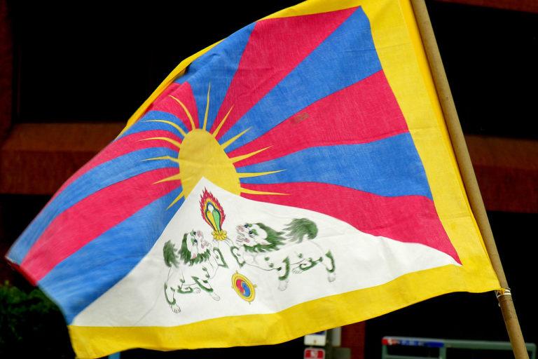Tibet For Never!