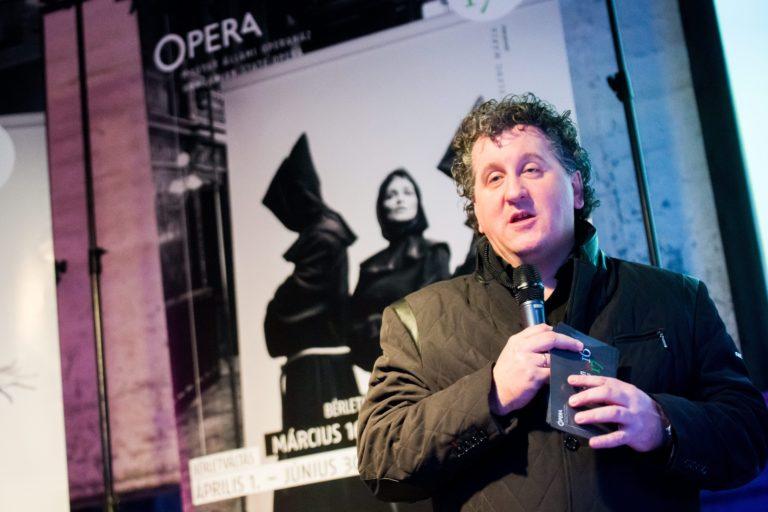 Ókovács Szilveszter marad az Opera főigazgatója