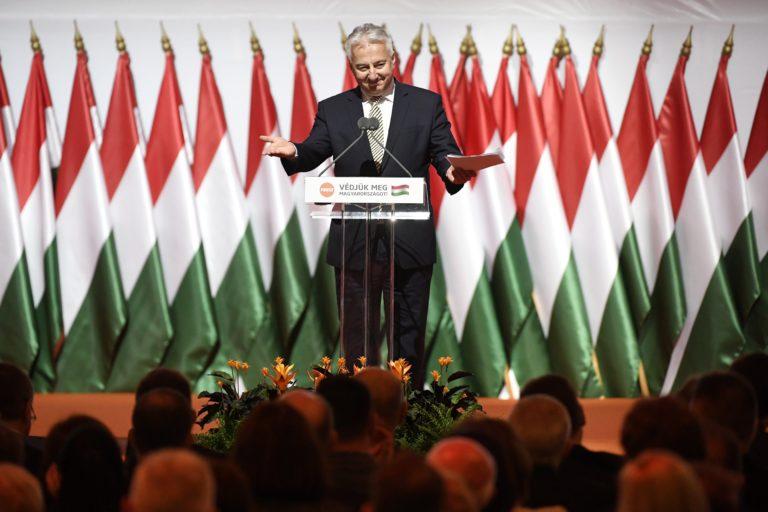Fidesz-kongresszus: Semjén szerint az ellenzék olyan, mint egy tál skorpió