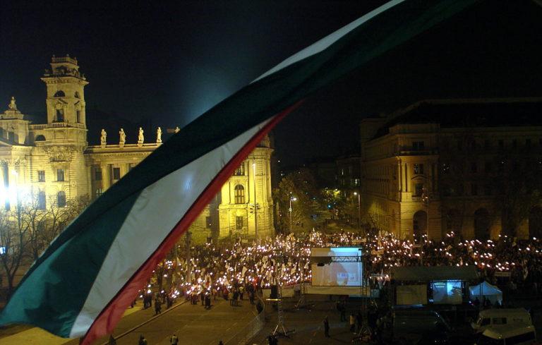 Tíz éve történt: Tüntetőket állítottak elő