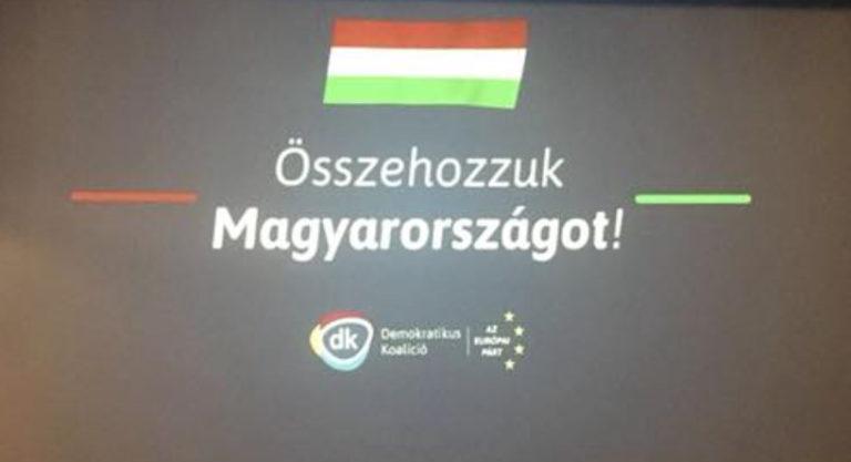 Gyurcsány összehozná Magyarországot
