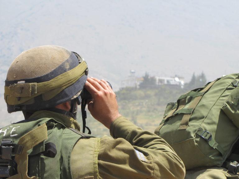 Izrael lelőtt egy Szíriából berepülő drónt