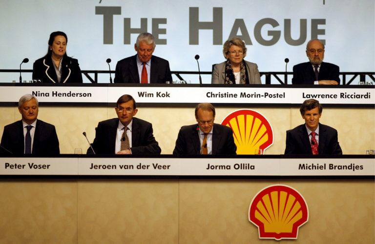 Súlyos vádak merültek fel az olajipari óriás ellen