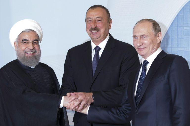 Izrael üzenetét viszi Teheránba Putyin?