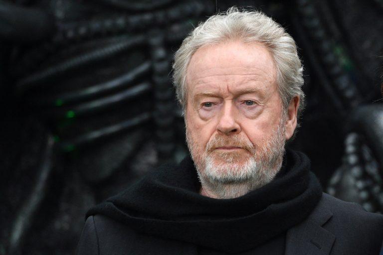 Nyolcvanéves lett, de egyszerre több filmen is dolgozik Ridley Scott