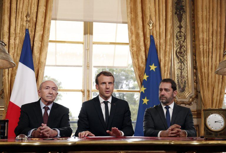 Franciaország: a szükségállapotnak vége, de a határellenőrzés marad