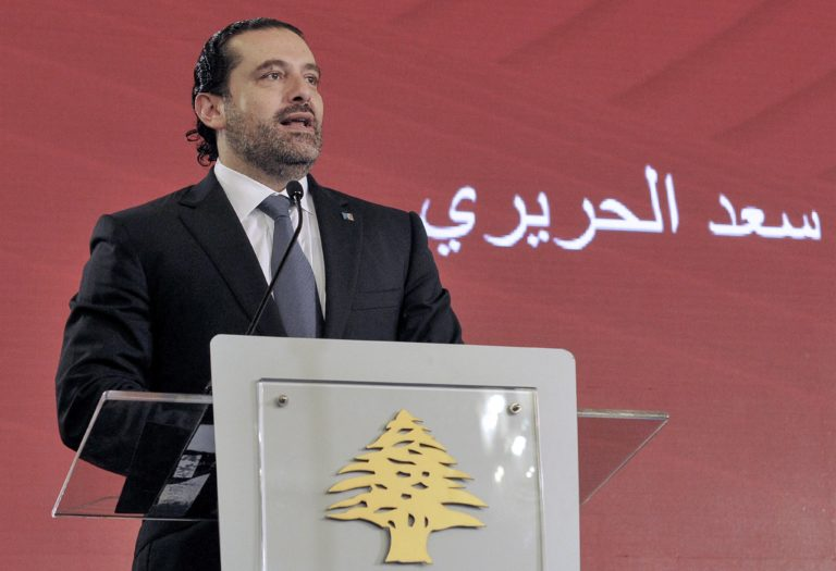 A magára hagyott cédrus – Kormányválság Libanonban