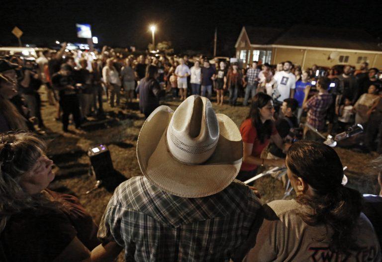 Texasi lövöldözés: agyonlőtte magát a merénylő