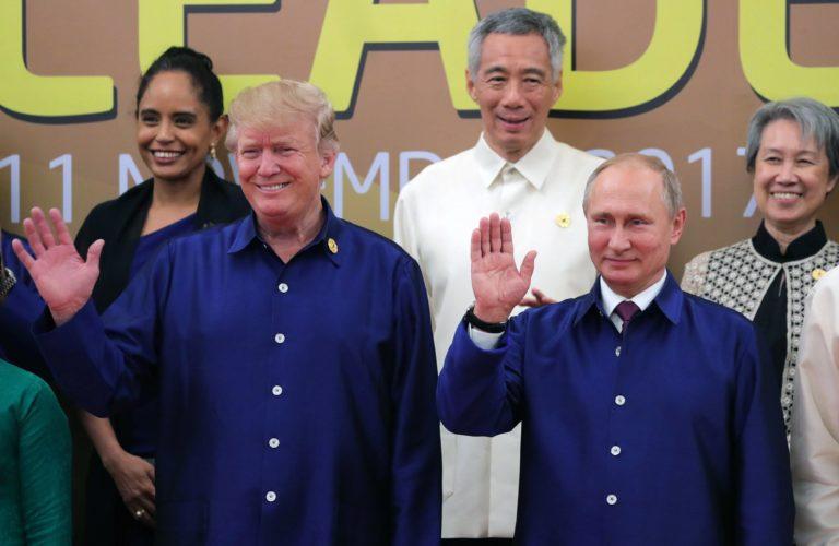 """""""Én nem mondom, hogy Trump KGB ügynök, de…"""""""