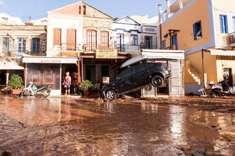 Legalább 13 halott a görög áradásokban