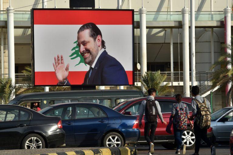 Franciaországba megy a libanoni miniszterelnök
