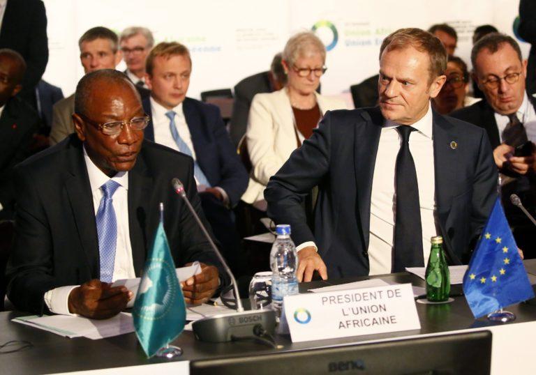 Együttműködik migrációs kérdésekben az EU és az Afrikai Unió