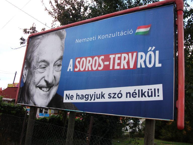 """Macedón mozgalom ihlette a """"Stop Soros"""" elnevezést"""