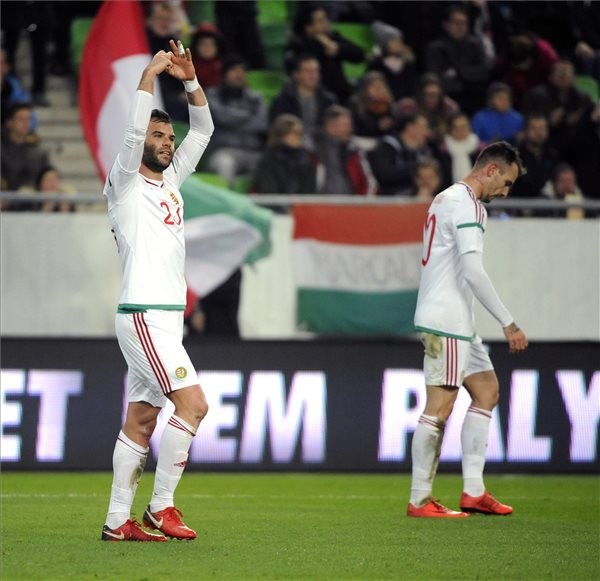 Magyarország – Costa Rica 1:0