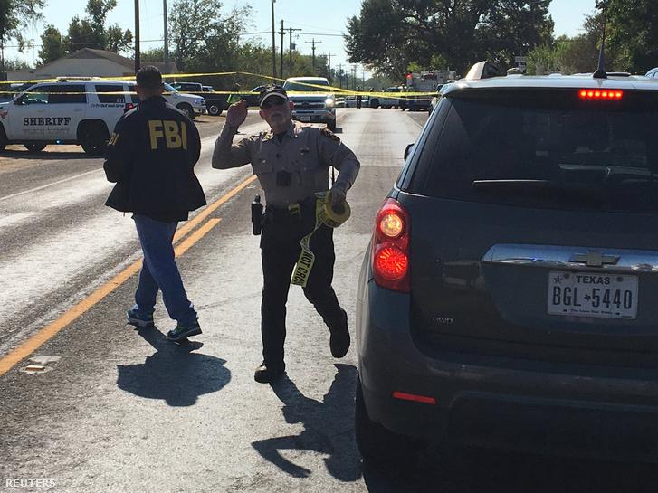 Texasi lövöldözés: azonosították az elkövetőt